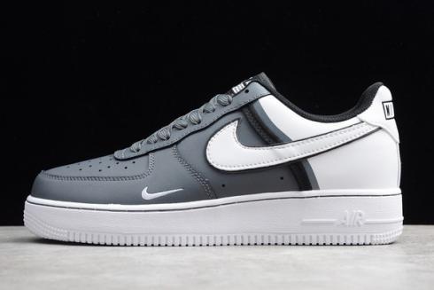 2019 Nike Air Force 1'07 LV8 White Dark
