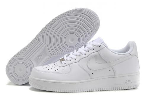 Nike Air Force 1'07 Low White Casual Shoes 315122-111