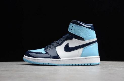 air jordan 1 bleu chill