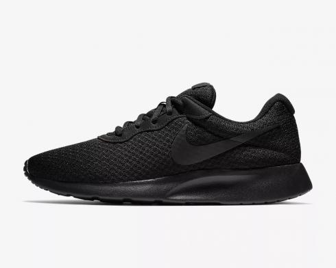 Wmns Nike Tanjun All Black Mens Running