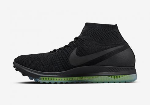 Nike Zoom All Out Flyknit Black Volt