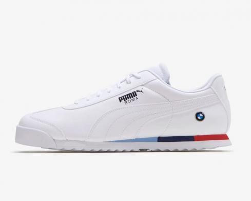 Puma BMW Motorsport X Roma White Mens